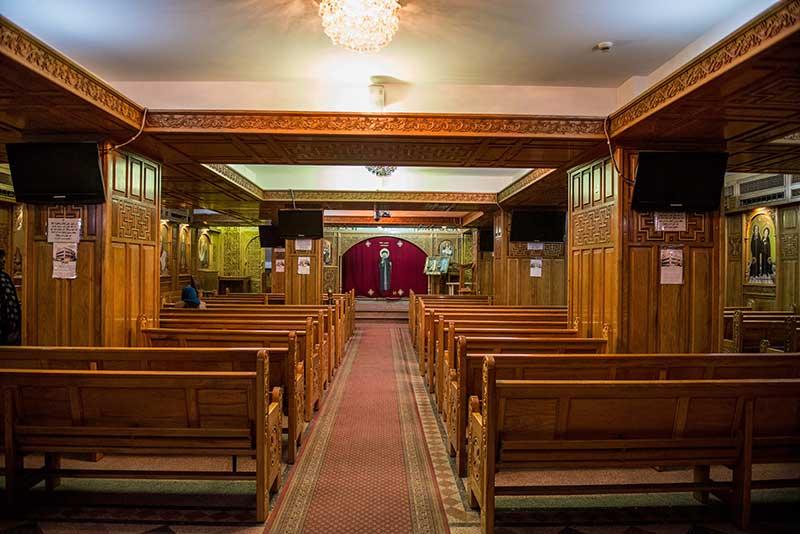 كنيسة الأنبا ابرآم