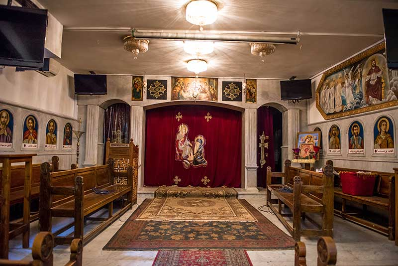 كنيسة الأنبا بيشوى