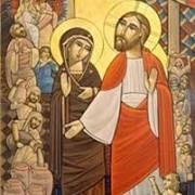 الفرق بين شفاعة المسيح وشفاعة القديسين
